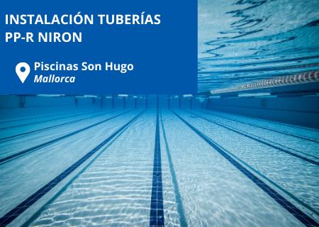 Instalación tubería PP-R Niron Clima