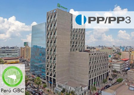 Holiday Inn Miraflores, apuesta por instalaciones con materiales sostenibles