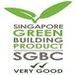 Certificado Green Building Product Very Good