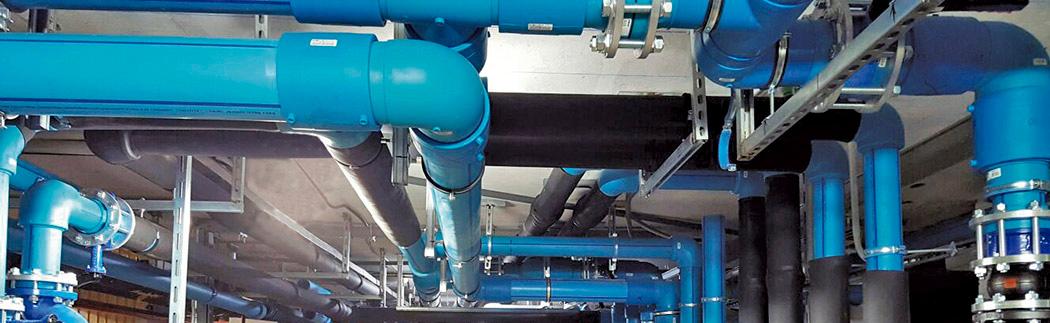 Instalación tuberías polipropileno en el entorno técnio-hotelero