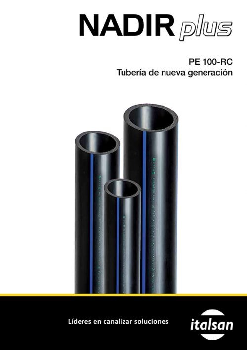 Catálogo Tubería polietileno Nadir Plus RC