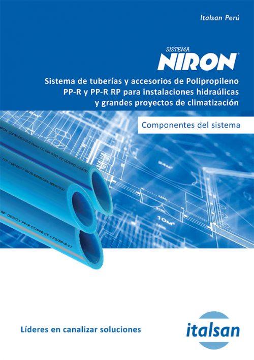 Catálogo Técnico Componentes PP-R NIRON