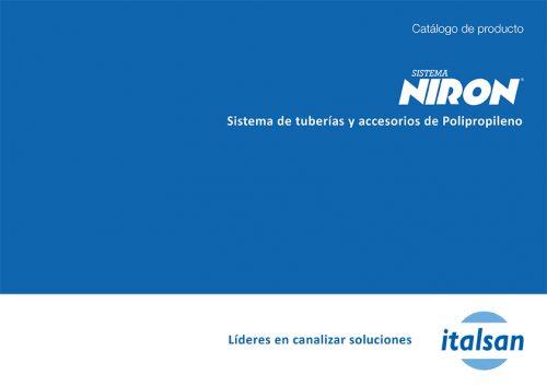 Catálogo de Producto PP-R NIRON